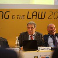 Efthimios Mitropoulos, Francesco Lauro, Emanuele Grimaldi