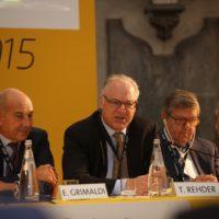 Emanuele Grimaldi, Thomas Rehder, Lorenzo Banchero, John C. Lyras