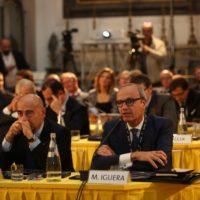 Ugo Salerno, Mauro Iguera