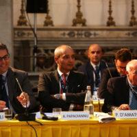 Rocco Bozzelli, Andrea Papaioannu, Peppino D'Amato