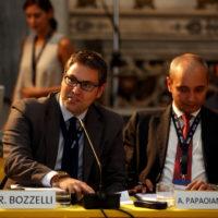 Rocco Bozzelli, Andrea Papaioannu
