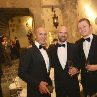 Ernesto Ardia, Giuseppe De Santo, Joshua Geesing