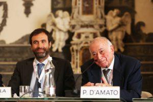 31 Andrea Garolla, Peppino D'Amato