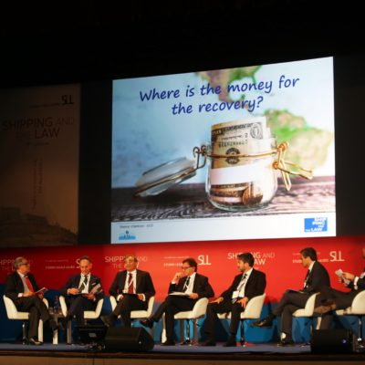 Shipping and the law 2017