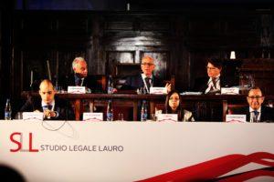 Giorgio Berlingieri, Umberto Masucci, Francesco di Majo, Paul Schelfhout, Tiehja Smyth, James Leabeater