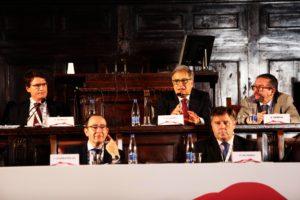 Francesco di Majo, Francesco S. Lauro, Pietro Spirito, James Leabeater, David McInnes