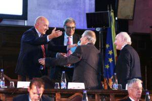 Emanuele Grimaldi, Francesco S. Lauro, John C. Lyras, Leo Drollas