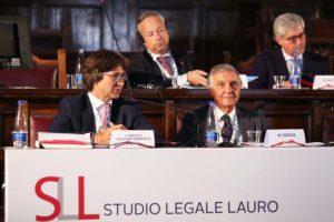 Vincenzo Ercole Salazar Sarsfield, Nicola Coccia, Claes Berglund, Mario Mattioli