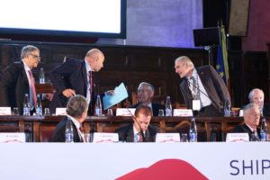 Francesco S. Lauro, Emanuele Grimaldi, Esben Poulsson, Leo Drollas