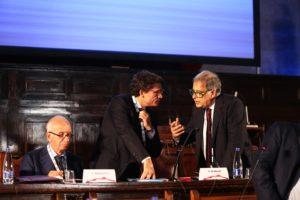 Umberto Masucci, Francesco di Majo, Francesco S. Lauro