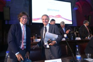Vincenzo Ercole Salazar Sarsfield, Nicola Coccia