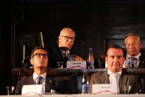 Thomas Rehder, Claes Berglund, Paolo Moretti, Leendert Muller