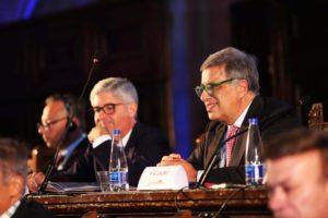 Claes Berglund, Mario Mattioli, Francesco S. Lauro