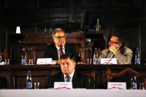 Francesco S. Lauro, Pietro Spirito, David McInnes
