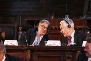 Francesco S. Lauro, Esben Poulsson