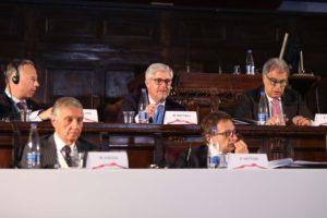 Claes Berglund, Mario Mattioli, Francesco S. Lauro, Nicola Coccia, Fabrizio Vettosi