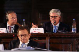 Claes Berglund, Mario Mattioli, Fabrizio Vettosi