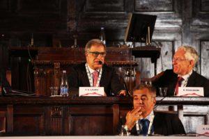 Francesco S. Lauro, Esben Poulsson, Arturo Capasso