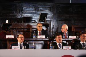 Francesco S. Lauro, Clive Aston, James Leabeater, David McInnes