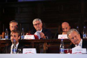 Claes Berglund, Mario Mattioli, Emanuele Grimaldi, Lorenzo Matacena, Federico Deodato